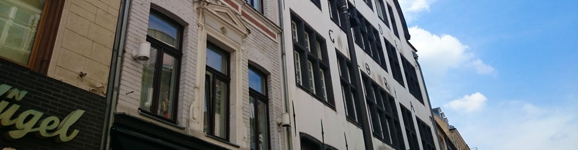 Severinstraße Fassade